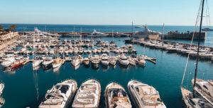 λιμάνι για σκάφη αναψυχής